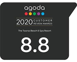 2020 Customer Review Awards - 8.8/10