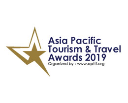 Best Luxury Beach Resort by Asia Pacific Tourism & Travel Federation