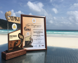 Best 5-Star Hotel by Terengganu Tourism and Cultural Awards 2018/2019