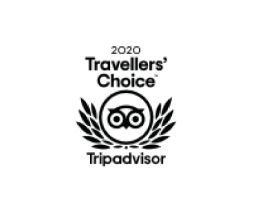 2020 Travellers' Choice Award Winner