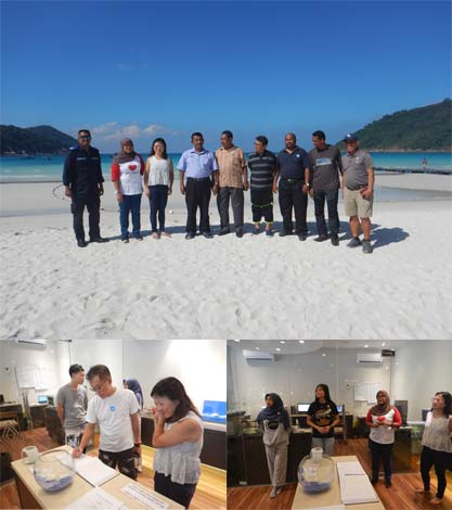 Work Visit by Delegates of Hong Kong Department of Agriculture, Fisheries and Conservation