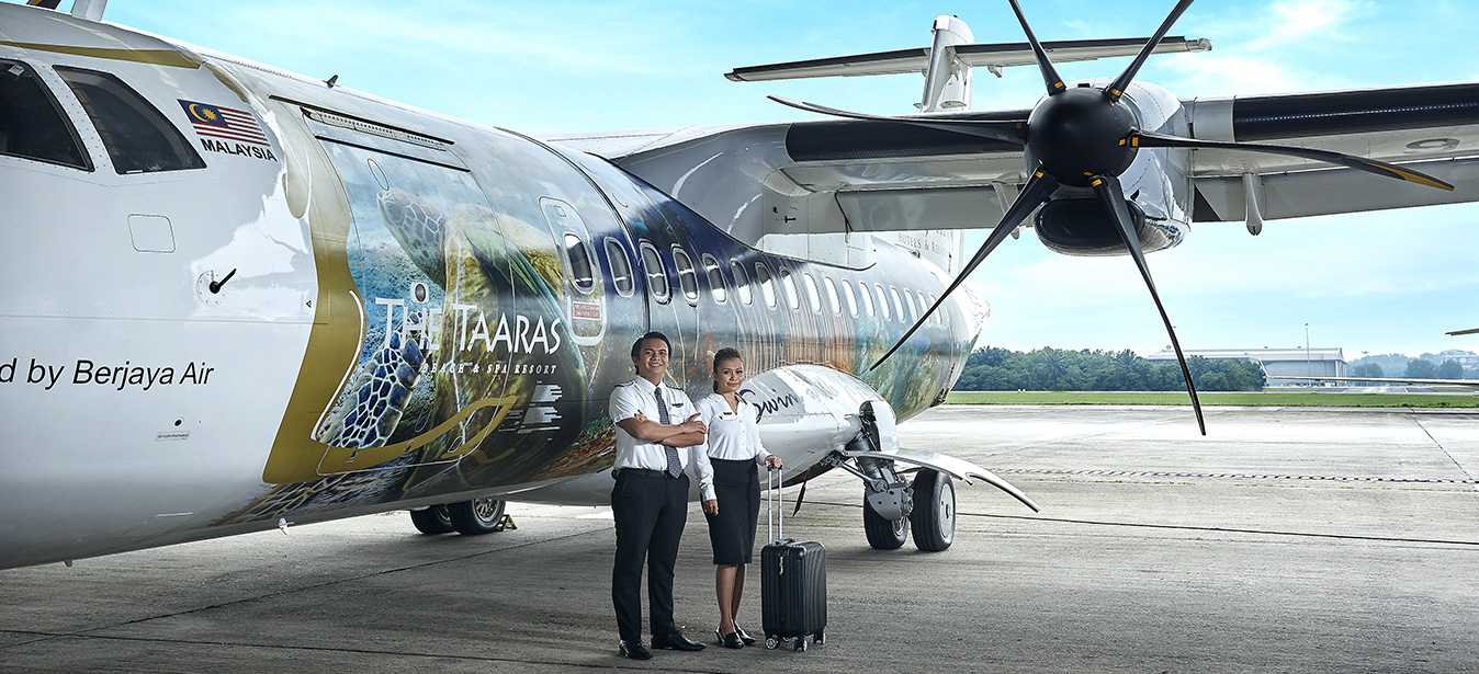 BERJAYA HOTELS & RESORTS OFFER DAILY FLIGHT FROM SUBANG AIRPORT TO REDANG ISLAND DURING RECOVERY MOVEMENT CONTROL ORDER