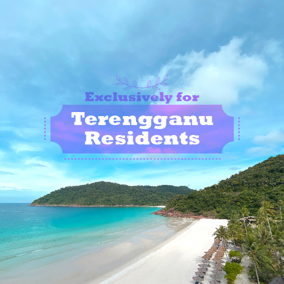 Exclusively for Terengganu Residents
