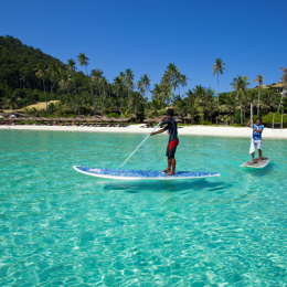The Taaras - Watersports - Paddle Boarding
