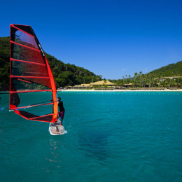 The Taaras - Watersports - Windsurfing