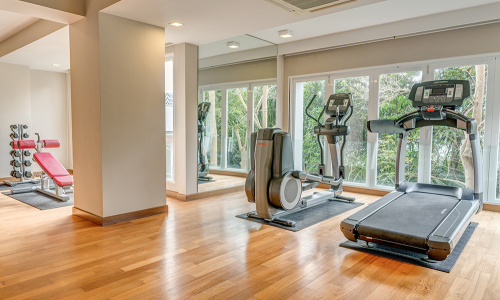 The Taaras Villa Gym